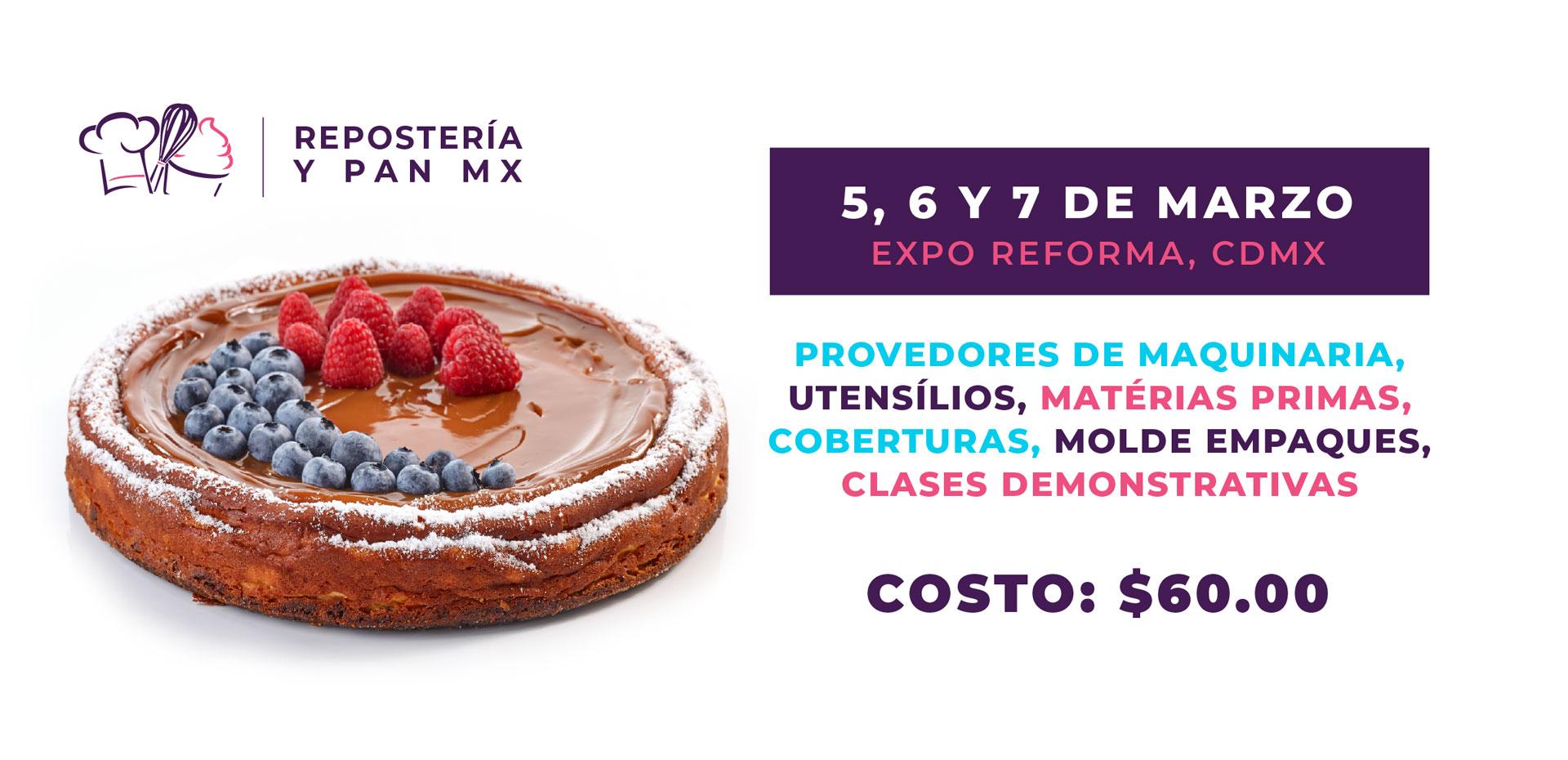 Repostería y Pan MX