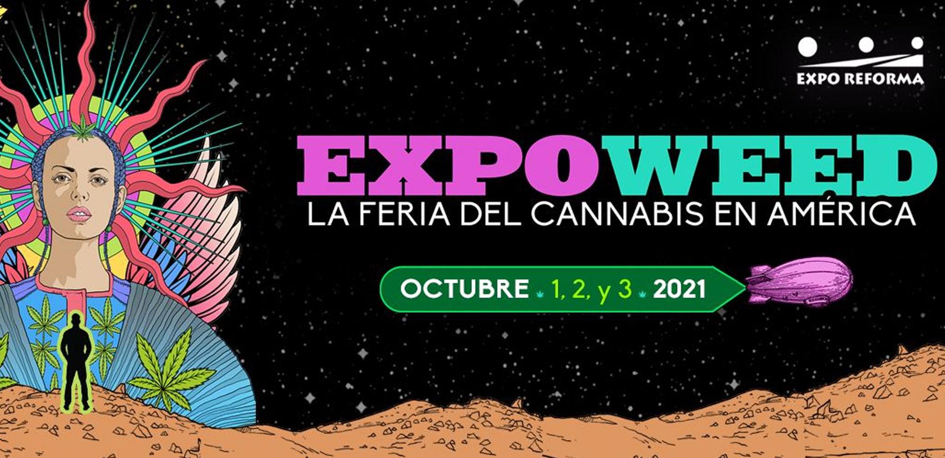 La Feria del Cannabis en América
