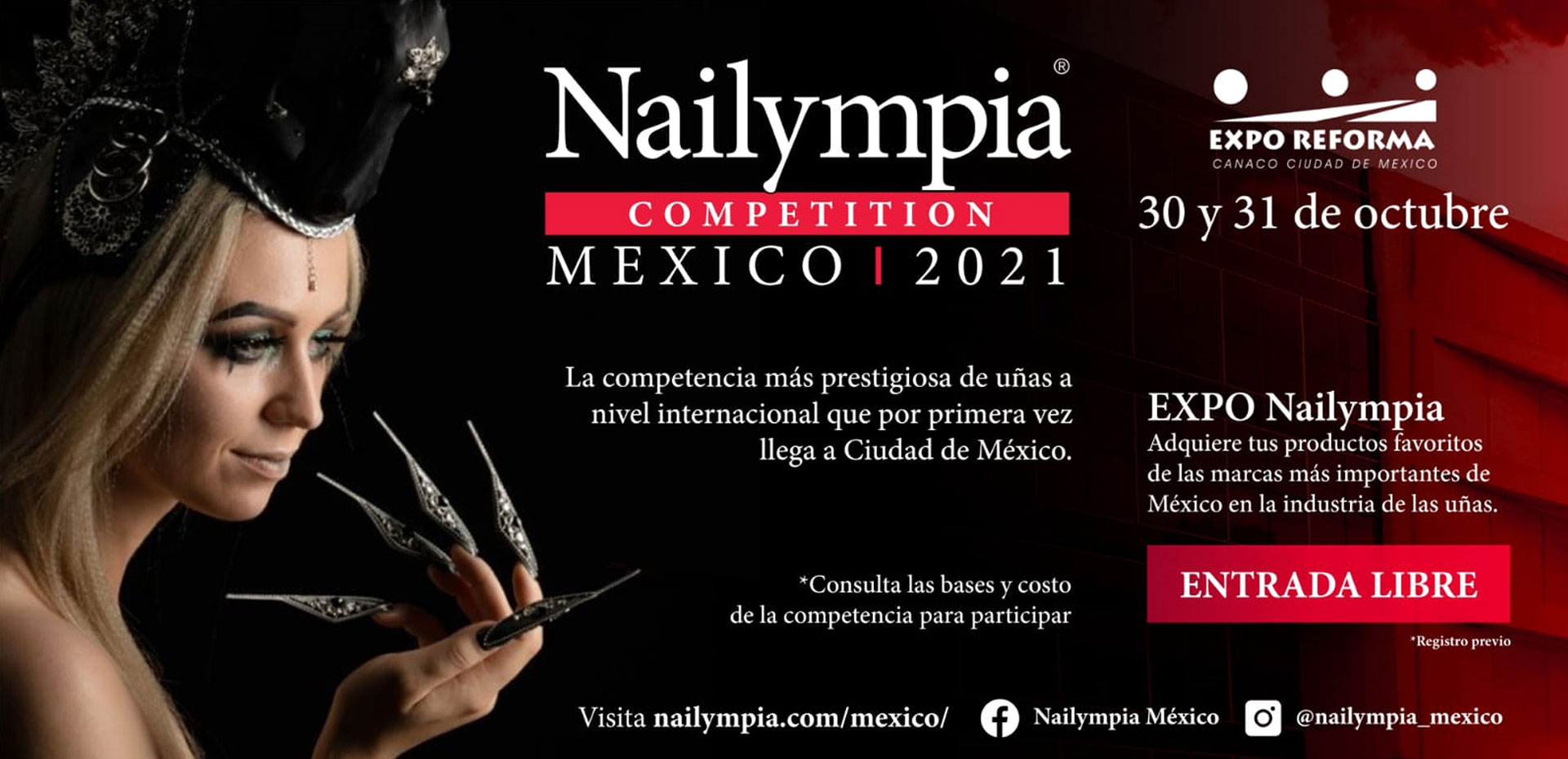 Nailympia Competition
